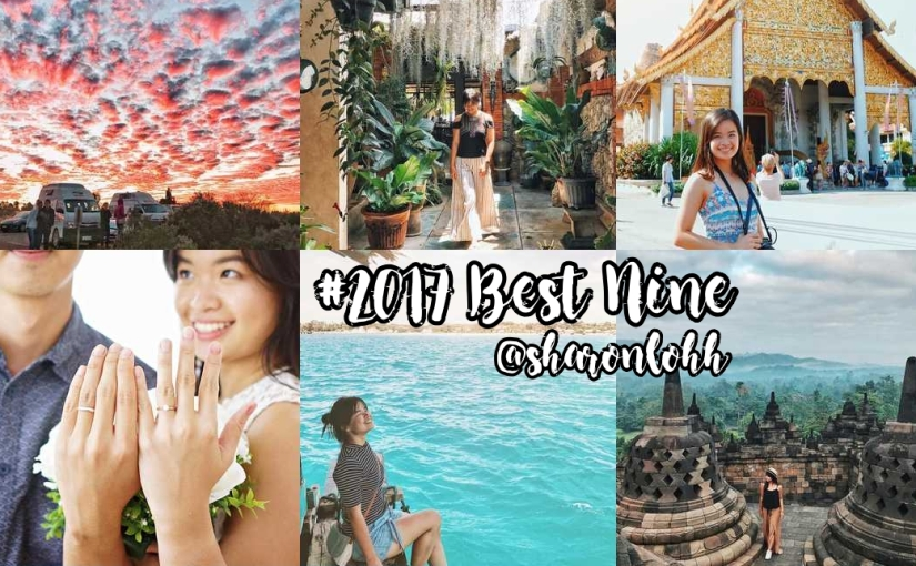 Journal #4 – 2017 Best Nine Instagram Photo @sharonlohh