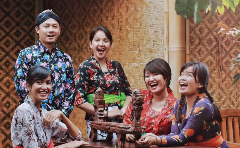 Omah Kecebong, Wisata Nuansa Desa diYogyakarta