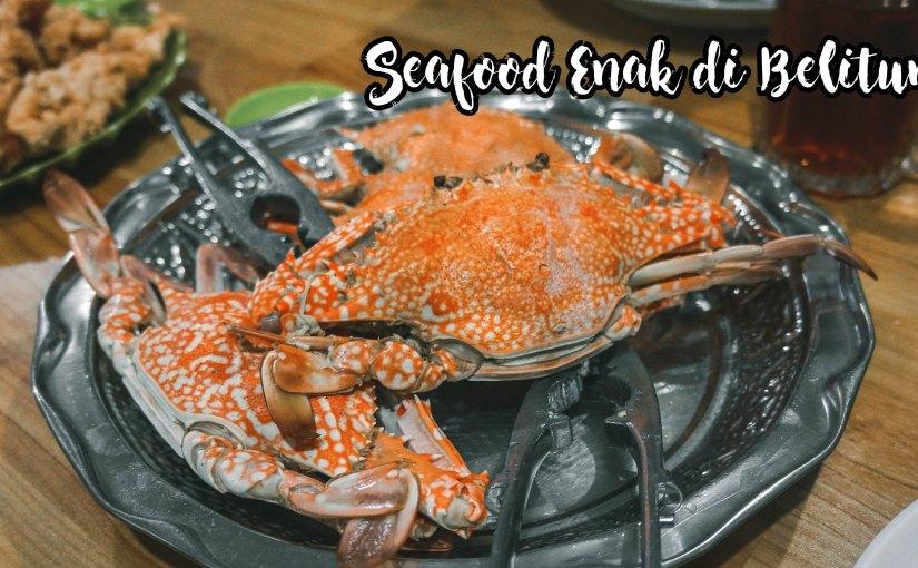 Kuliner Belitung : 6 Seafood Enak diBelitung
