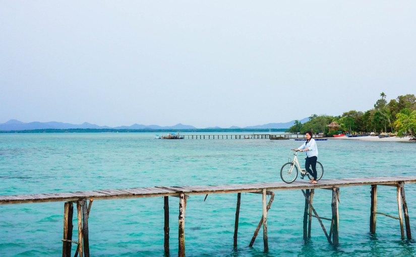 One Day Tour ke Leebong Island, Belitung. Seru Banget! (+ Daniel Wellington DiscountCode)