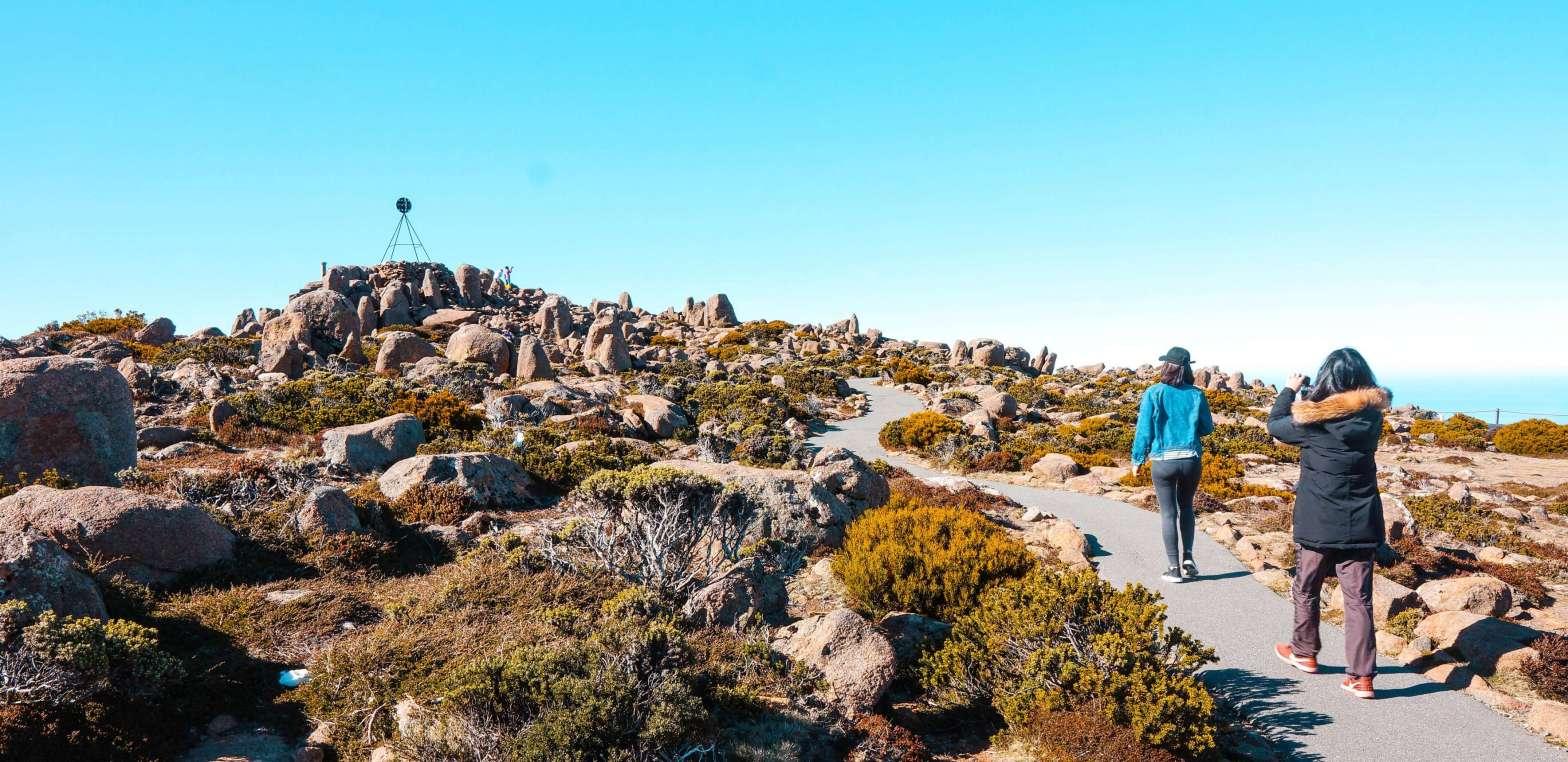 mount wellington travel blog