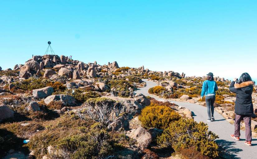 mount wellington travel blog