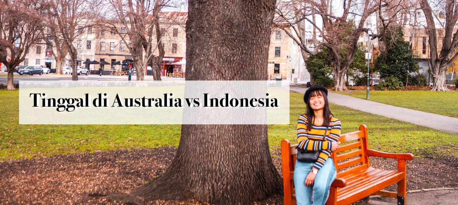 cara hemat tinggal di australia